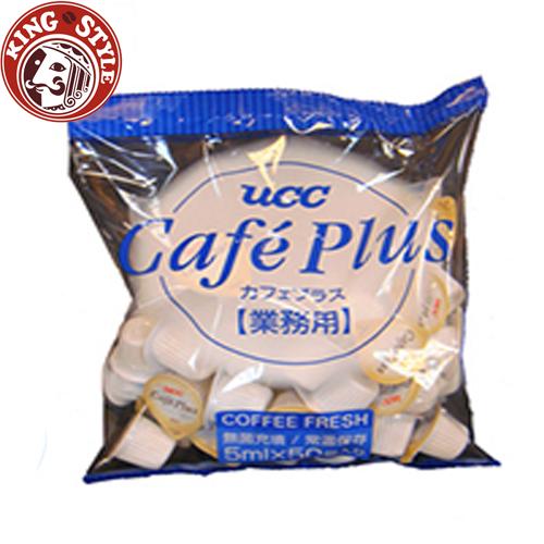 金時代書香咖啡【UCC】日本原裝進口 植物性奶油球/5ml*50顆