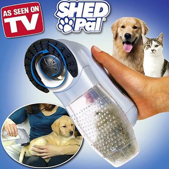 熱銷寵物電動除毛吸塵器