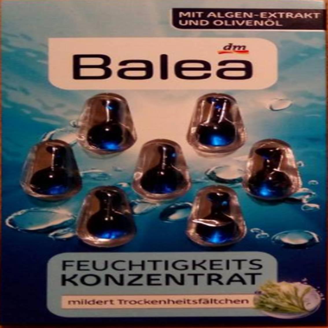 德國  Balea海藻保濕精華膠囊  樂活生活館
