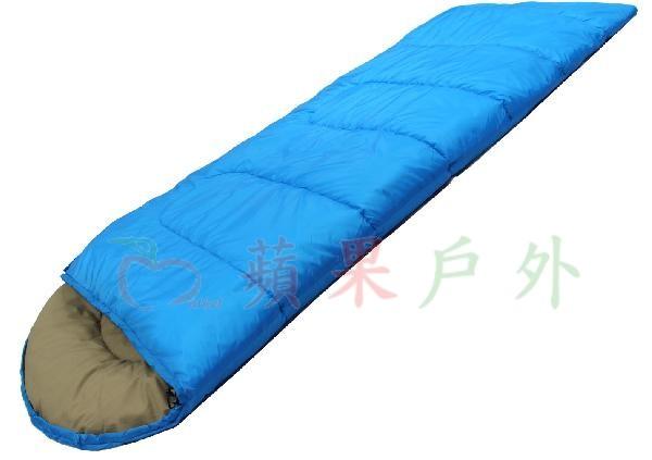 【【蘋果戶外】】吉諾佳 AS051 travel hood 中空纖維睡袋 1600g 可拼接 適溫5度 Lirosa 背包客