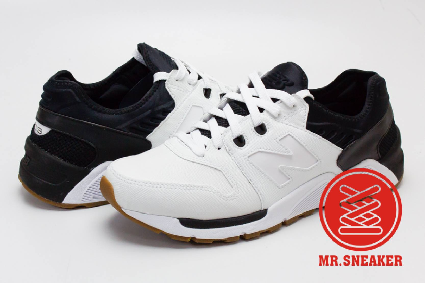 ☆Mr.Sneaker☆ New Balance ML009 UTB Reinvent 997 998 999 襪套式 Rapid Rebound 避震 似 武士鞋 白色 男女段