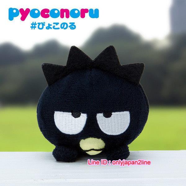 【真愛日本】16110400012造型趴趴玩偶-XO黑   三麗鷗家族 酷企鵝   娃娃 玩偶