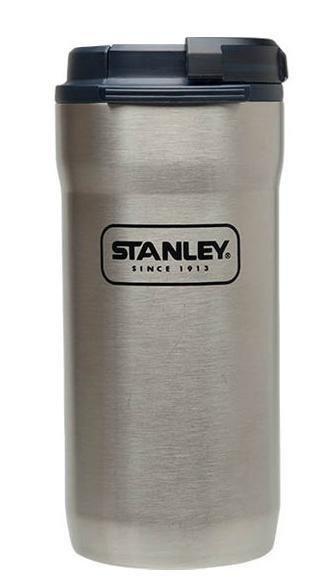 【鄉野情戶外專業】 Stanley |美國|  冒險系列咖啡杯473ml-鋼_10-01272
