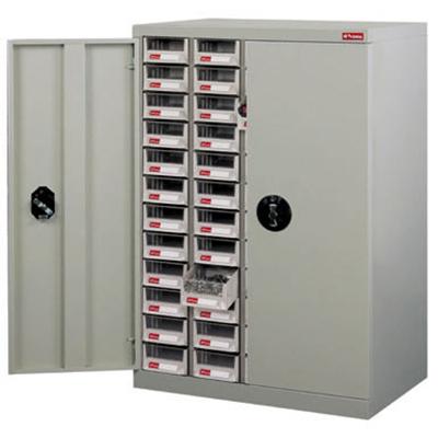 【文具通】A7-448D加門型零件箱 A0680262