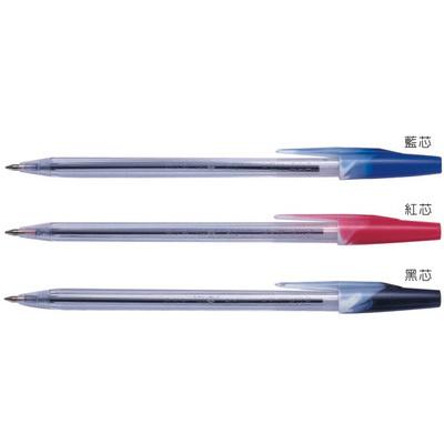 【文具通】SKB 202秘書原子筆[黑] A1010141