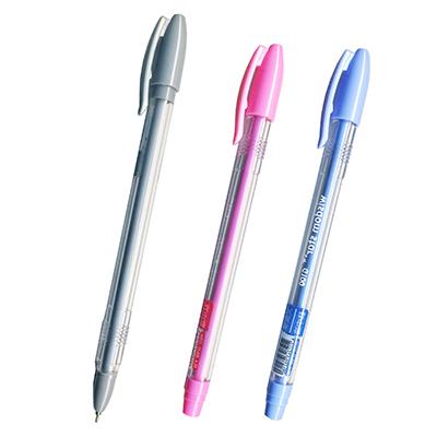 【文具通】聖得文曲星G-100鈦中油筆 藍 A1011489