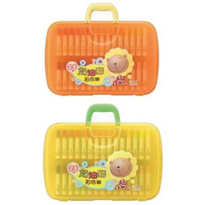 【文具通】SIMBALION 雄獅 奶油獅彩色筆 60色 A1020354