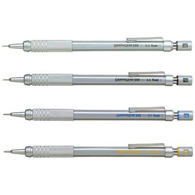 【文具通】Pentel 飛龍 PG519 製圖鉛筆 0.9 A1280988