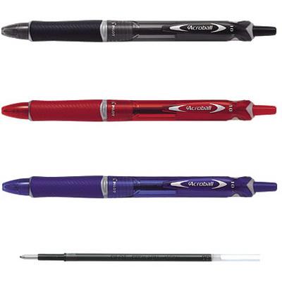 【文具通】PILOT 百樂 BAB-15M 輕油舒寫筆 1.0 紅 A1301609