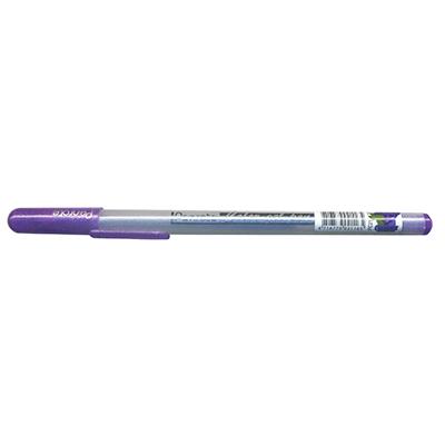 【文具通】PC2114SV果香亮彩中性筆紫 A1301801