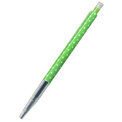 【文具通】筆樂PC7136按壓式中性筆 果綠 A1301813