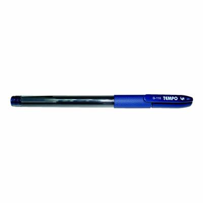 【文具通】TEMPO 節奏 G-110中性筆0.5藍 A1301982