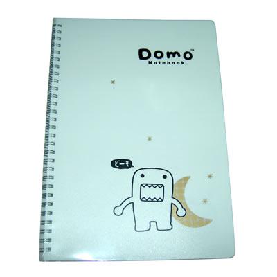 【文具通】DOMO星空18K PP雙圈活頁筆記DO-09013 A3011216