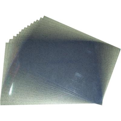 【文具通】裝訂封面封底制作用 0.25mm 封面膠片A4 100片裝 B4010025 B4010025