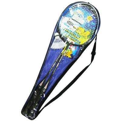 【文具通】天成2支入一體式羽球拍NO.350 B5010133