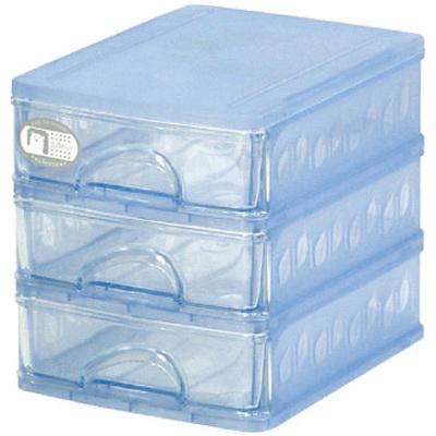 【文具通】JUSKU 佳斯捷 彩色精靈收藏盒(3L) CS8699-3L
