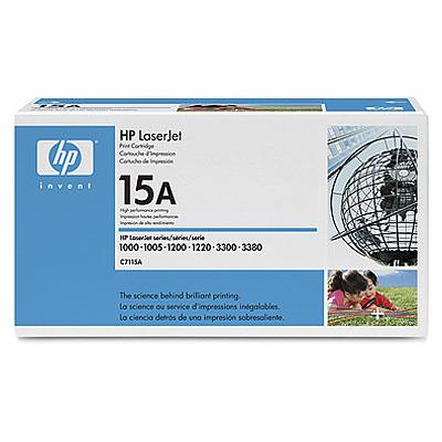 【文具通】HP1200 c7115A雷射列表機碳粉匣 D2010075