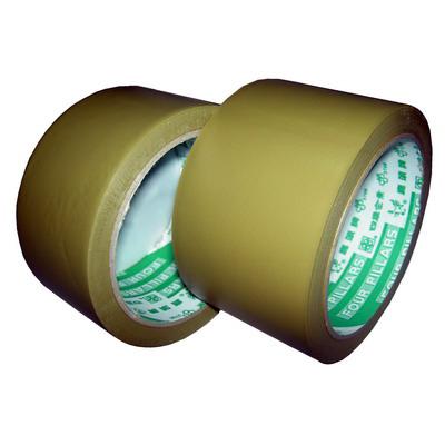 【文具通】四維 鹿頭 PVC布紋膠帶 48mm x18m E1030003