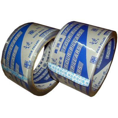 【文具通】四維鹿頭OPP透明膠帶48mm x40 E1030009