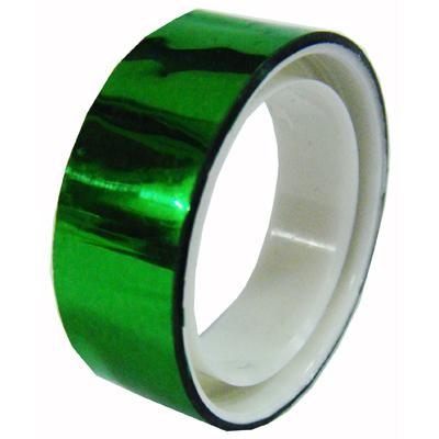 【文具通】迷你晶晶膠帶 綠 E1030126