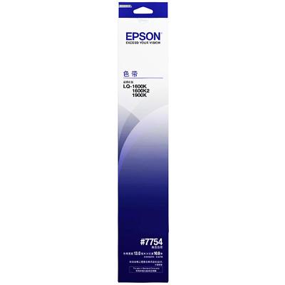 【文具通】原廠EPSON LQ1000/1070色帶7754# E1060044