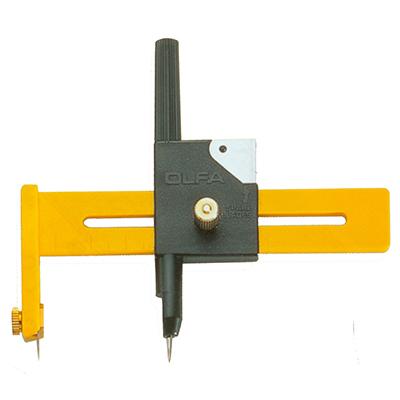 【文具通】OLFA 一般型圓規刀 CMP-1 E2020020