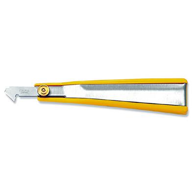 【文具通】OLFA 小型壓克力切割刀 P-450 附替刃2入 E2020042