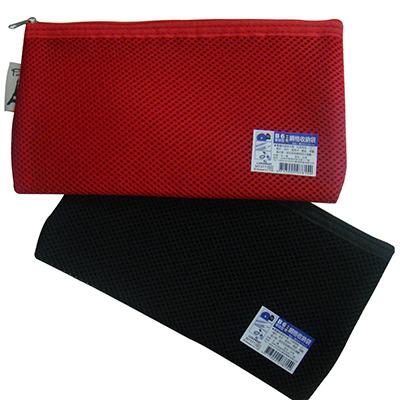 【文具通】寶美B6立體網格收納袋/筆袋型M7377 E7070208