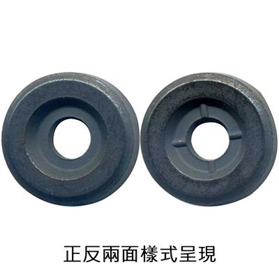 【文具通】磁鐵 大圓有孔 24x8x6.5mm F1010071