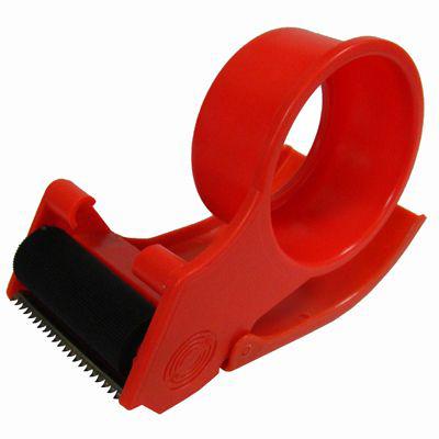 【文具通】高級 2 1/2吋 塑膠切割台/膠帶台/封箱切割器 適用膠帶寬60mm 不含膠帶 F2010142 F2010142