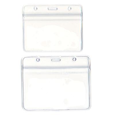 【文具通】LM 亮美 防水證件套 小橫式 9.7x6 cm F6010595