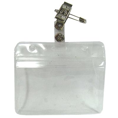 【文具通】LM 亮美 鐵製附扣防水證件套組 F6010598