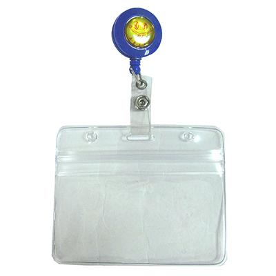 【文具通】LM 亮美 伸縮拉環防水證件套組 F6010600