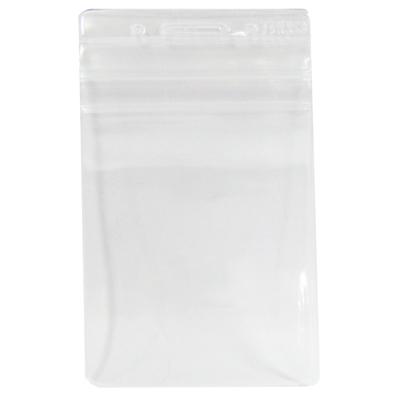 【文具通】TP-053防水證件套大直式內徑7x9.6 cm單個入 F6010606