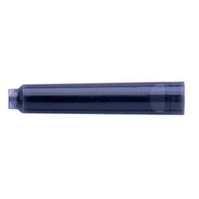 【文具通】Faber-Castell 輝柏 鋼筆補充配件 卡式墨水 黑色 6支裝 FBC-148706