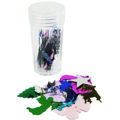 【文具通】10元[亮片材料罐] H5010121