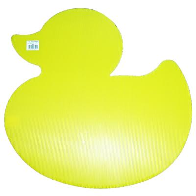 【文具通】小鴨造型PP塑膠瓦楞板 大 46x45cm H9010174