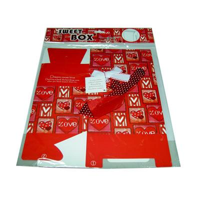 【文具通】荃翔甜蜜DIY手提禮物盒2800037 K4050211