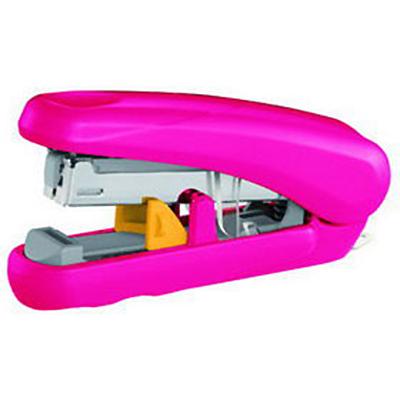 【文具通】PLUS艷彩雙排平針訂書機 粉30-947 L5020166