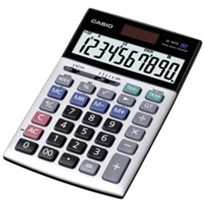 【文具通】CASIO JS-10TS 10位計算機 L5140065
