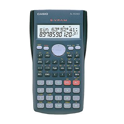 【文具通】CASIO fx350ms工程用計算機 L5140168