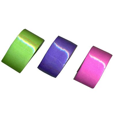 【文具通】崧億 縐紋紙 彩帶捲配色 寬約33mm
