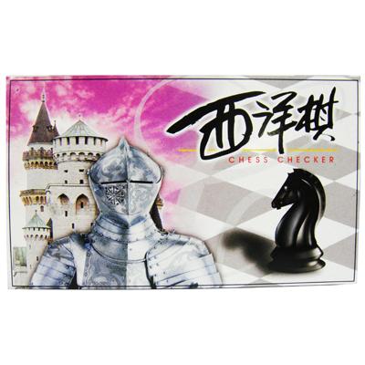 【文具通】凱旋西洋棋 M6010019