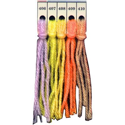 【文具通】PanShing 潘興 毛線小 406粉紫 N2010071
