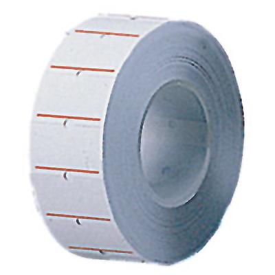 【文具通】1Y單排機標價紙紅線1.2x2.2cm P1090001