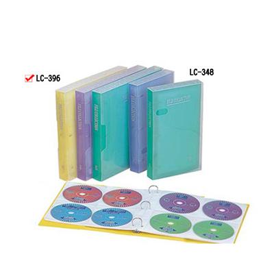 【文具通】LC396 3孔CD夾內頁100入 P1100587