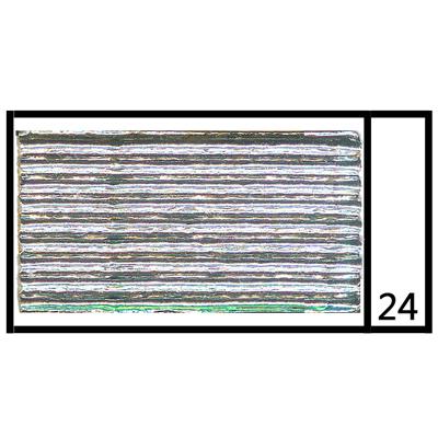 【文具通】4K銀色瓦楞紙24# P1470033