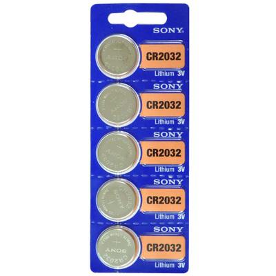 【文具通】SONY CR-2032水銀電池1顆入 Q2010120
