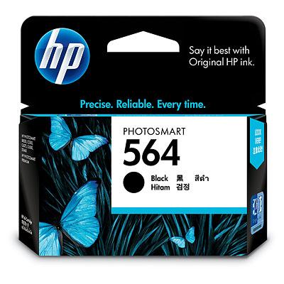 【文具通】HP CB316WA墨水匣.黑 564# R1010462