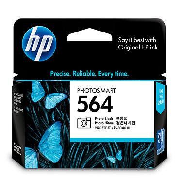 【文具通】HP CB317WA 噴墨 印表機 墨水匣 相片 黑 564 R1010468